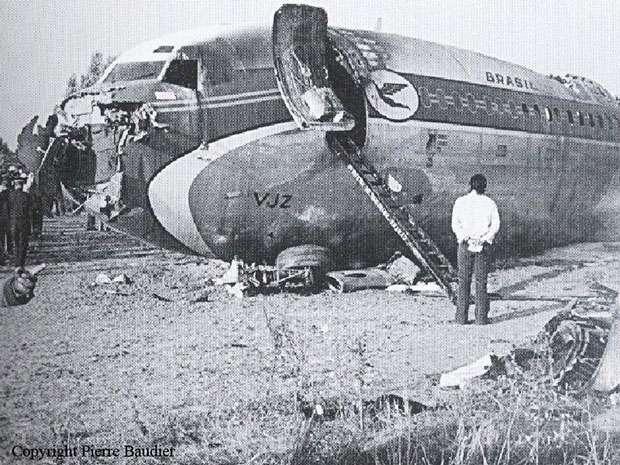 1973年,里約格朗德航空820號班機空難。(圖/愛范兒提供)