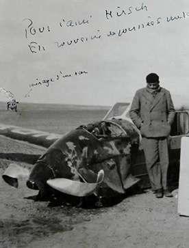 1935年12月,聖修伯里在利比亞沙漠墜機,奇蹟生還(Wikipedia/Public Domain)