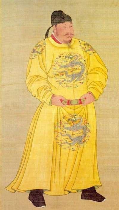 唐太宗李世民(圖/澎湃新聞)