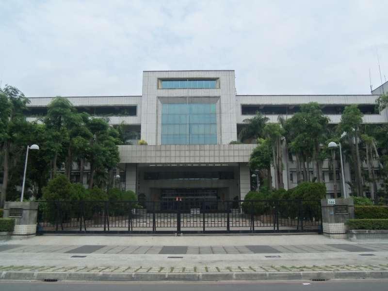 台灣高等法院高雄分院(象心力@維基百科 / CC BY-SA 3.0)