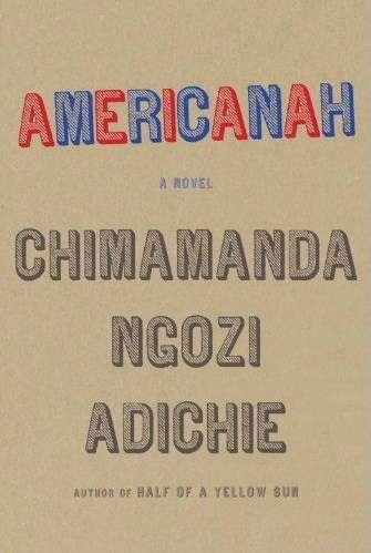 《美國佬》(Americanah)by Chimamanda Ngozi Adichie(圖/取自wikipedia)