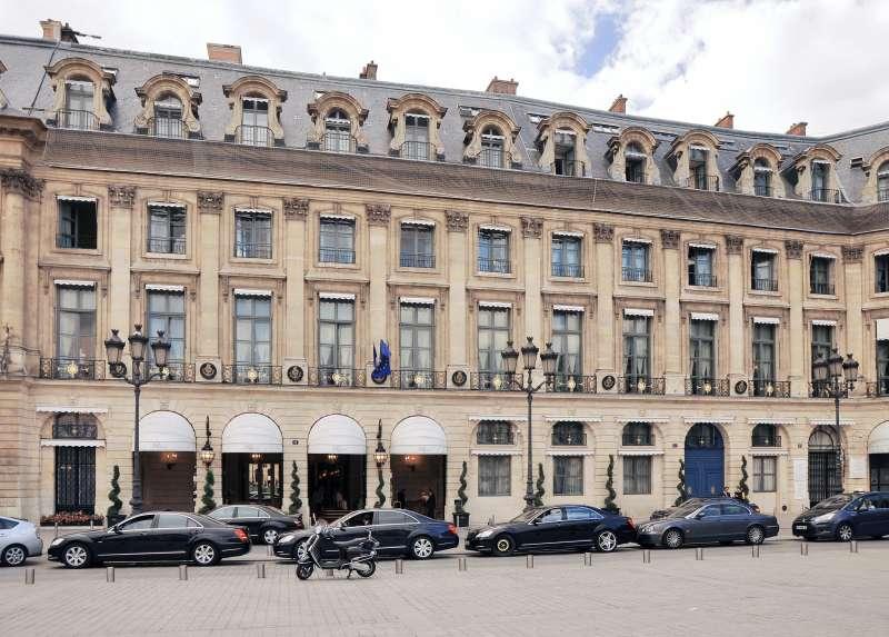 法國巴黎的麗茲旅館(Moonik@Wikipedia/CC BY-SA 3.0)