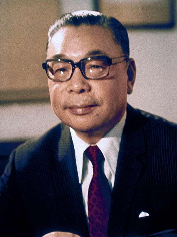蔣經國(圖/維基百科)