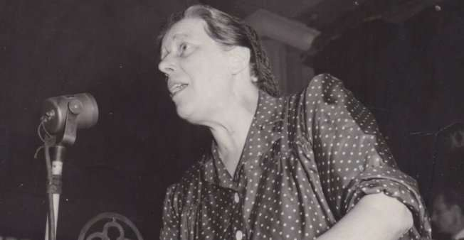 德荷莫一生皆努力為工人與女性發聲。(授權自Martha Desrumaux,une femme du Nord粉絲專頁)