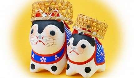 「犬張子」在日本是孩童的守護神(圖/樂吃購)