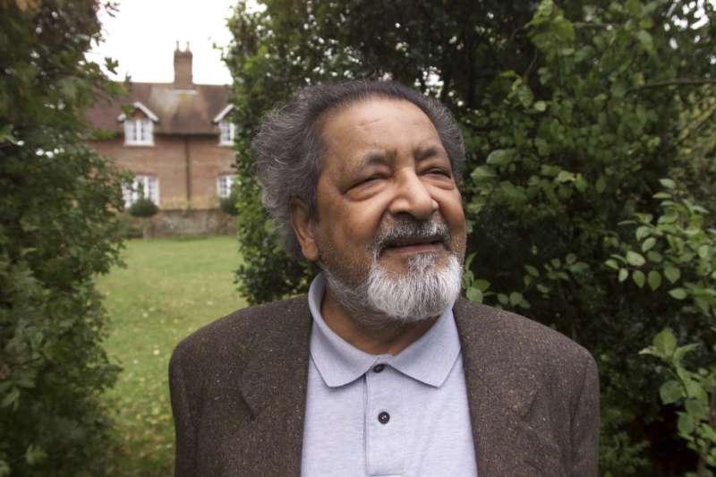 來自加勒比海島國千里達及托巴哥的英國印度裔作家奈波爾逝世(AP)