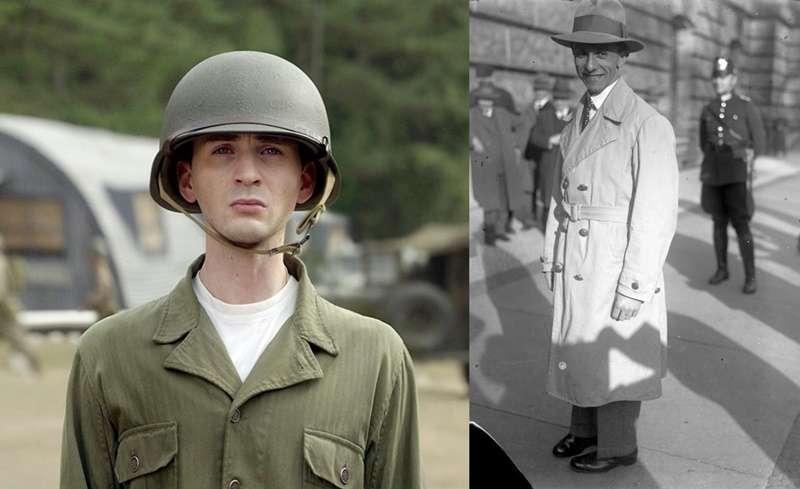 美國隊長/約瑟夫·戈培爾(圖/IMDb.維基百科|風傳媒合成)