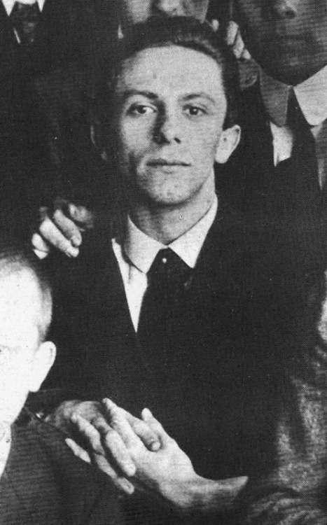 1916年的戈培爾(圖/維基百科)