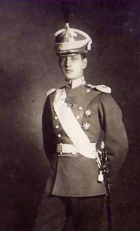 尼古拉二世的堂弟德米特里大公(圖/維基百科)