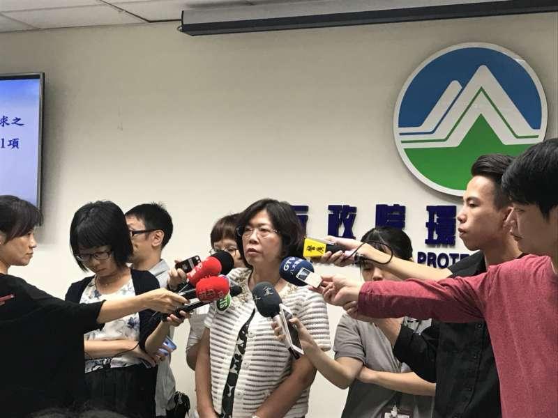 環保署廢管處處長賴瑩瑩。(廖羿雯攝).jpg