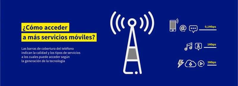 古巴國營電信商宣傳圖。(來源:官方臉書)