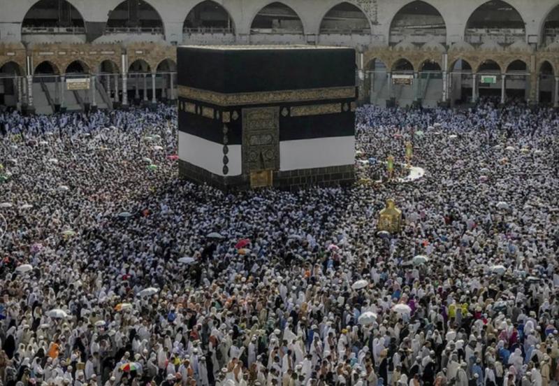 一年一度的伊斯蘭教「朝覲」今年於8月19日開始(AP)