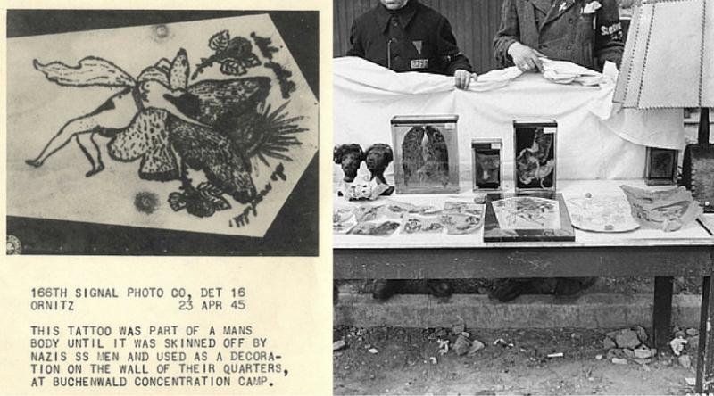 集中營內的「特殊」蒐藏(圖/取自維基百科)