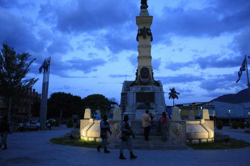 薩爾瓦多(AP)