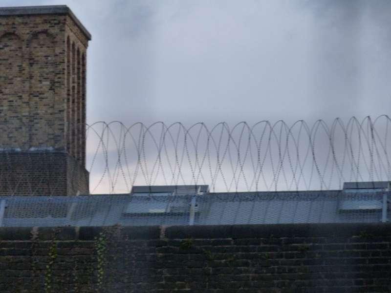 20180821-《低端的真相》-女王陛下王茲爾斯監獄。(秀威資訊提供)