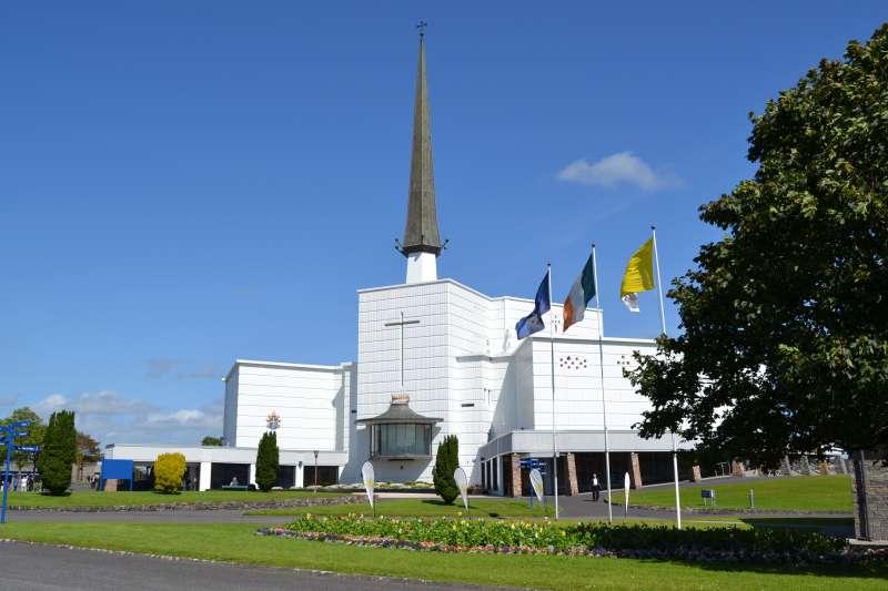 愛爾蘭西部知名的諾克聖殿(Sinéad Mallee@Wikipedia/CC BY-SA 4.0)