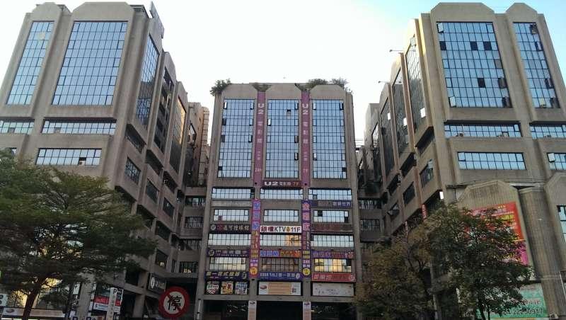台中第一廣場現改名為東協廣場(圖/取自維基百科)