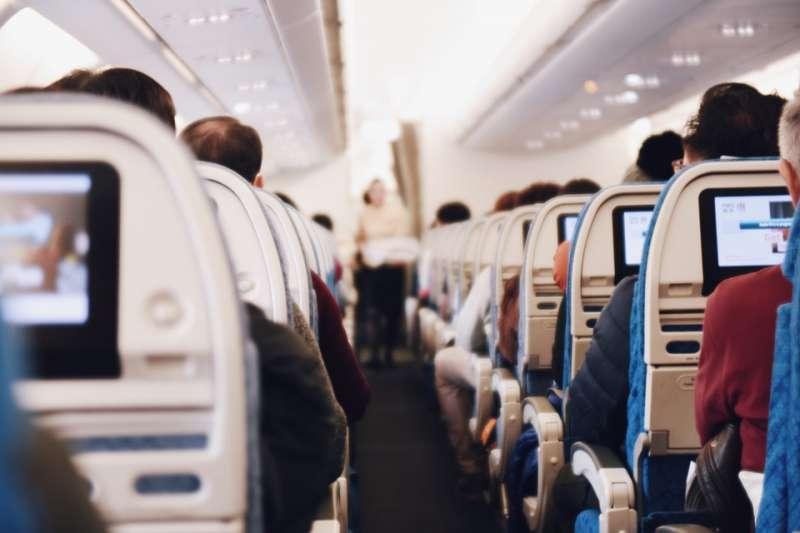 機艙內的加壓空氣其實非常乾燥(圖/StockSnap@pixabay)
