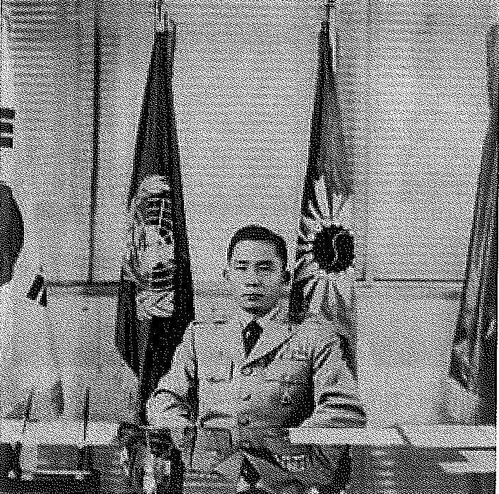 1961年的朴正熙。(wikipedia/public domain)