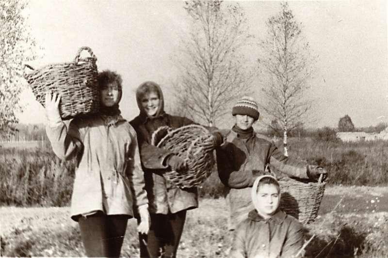 前蘇聯的集體農莊。(Игорь Богачев@Flickr)