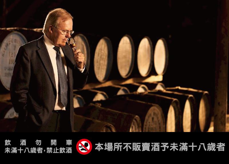 1980年代,大衛首先嘗試了威士忌的「過桶」,成為了威士忌史上的先驅。