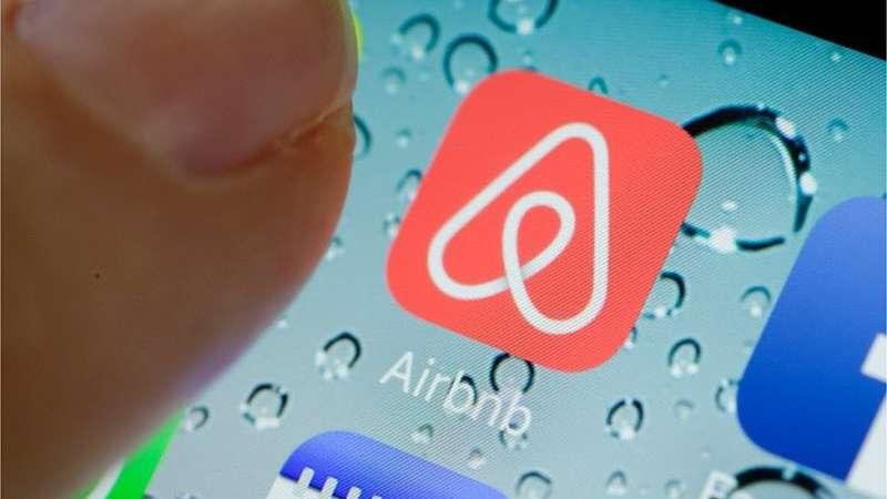 Airbnb在世界各地受到歡迎,但也帶來了許多的問題。(圖/BBC中文網)