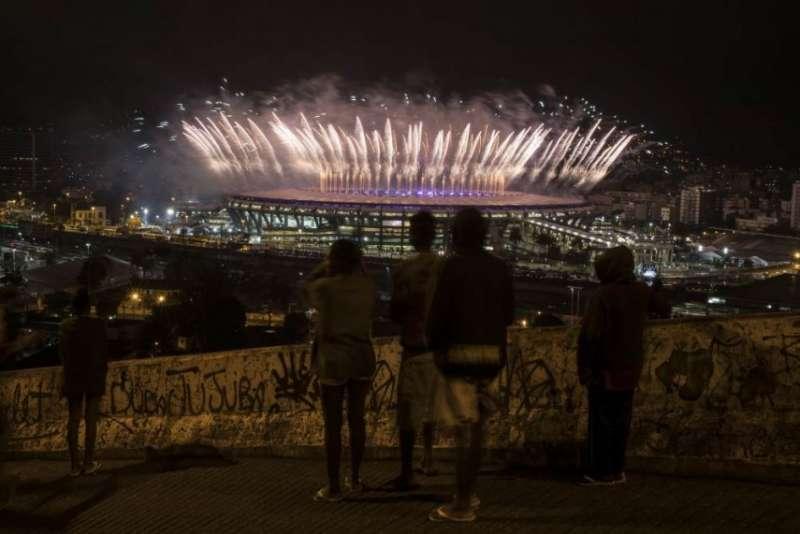 巴西政府花費數十億美元舉辦2016年里約奧運(AP)