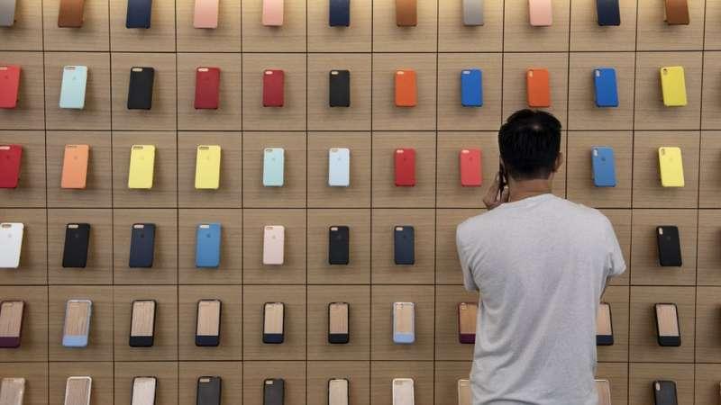 節省開銷,手機是否需要從蘋果換回中國品牌?(圖/BBC中文網)