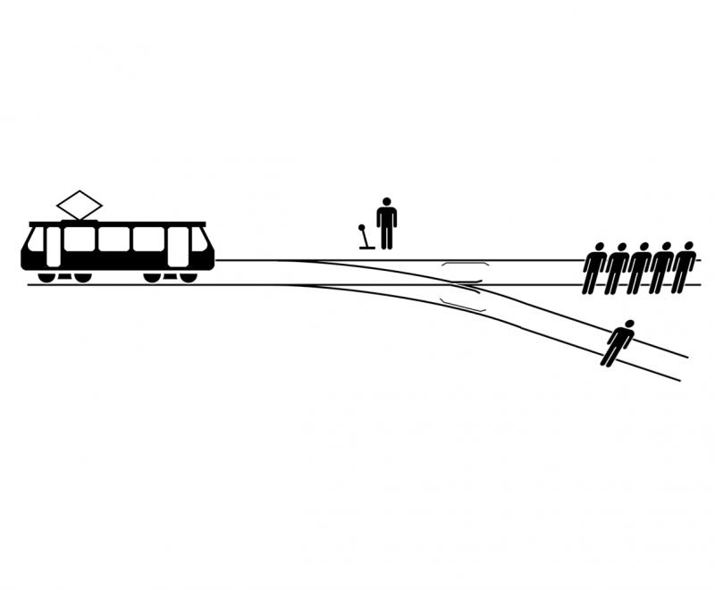 20180904-現實生活會出現很多和「失控電車」一樣難解的道德問題。(Fronteiras do Pensamento@Wikipedia / CC BY-SA 4.0)
