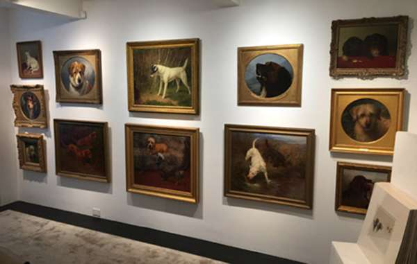 William Second Gallery展廳一景(圖/澎湃新聞提供)