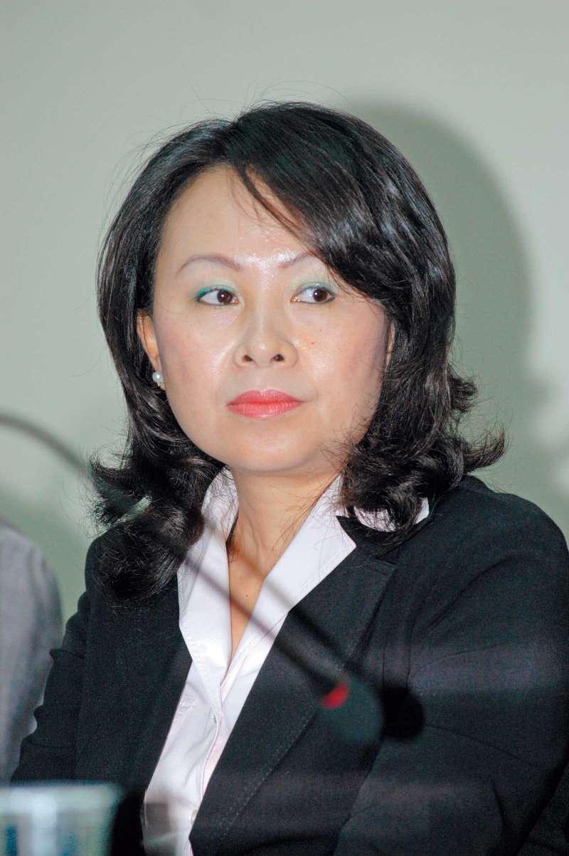 鄺麗貞突然登記參選台東縣長後又神隱,讓國民黨看傻了眼。(新新聞資料照)