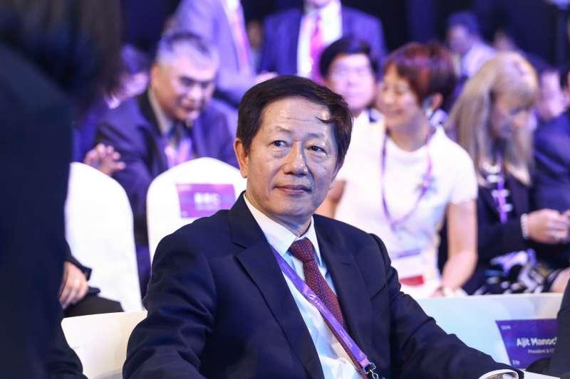 20180905-台積電董事長劉德音出席「SEMICON Taiwan 2018 國際半導體展」開幕典禮 。(陳品佑攝)
