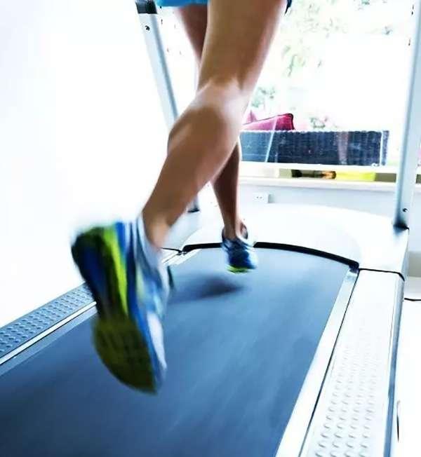 適時加入衝刺跑能幫助消耗熱量。(圖/澎湃新聞提供)