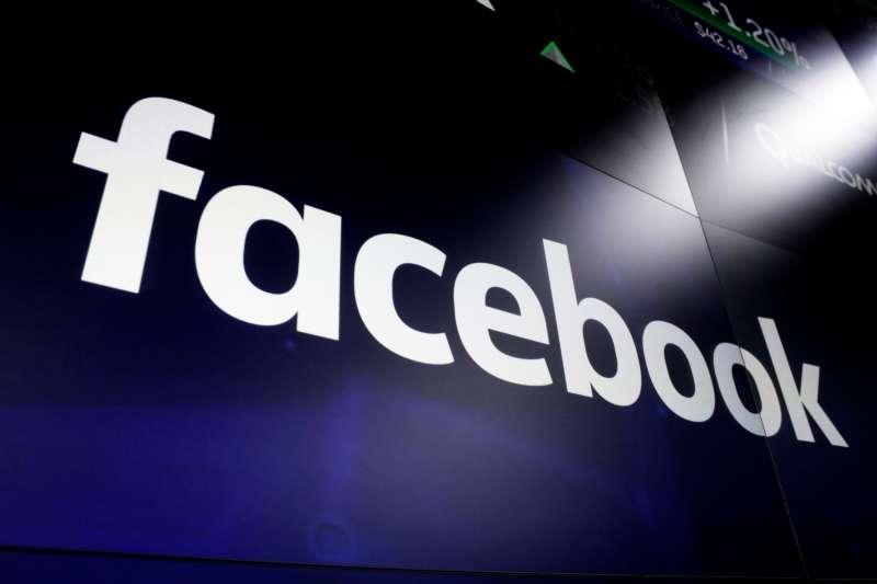 20180907-臉書,Facebook,FB。(美聯社)