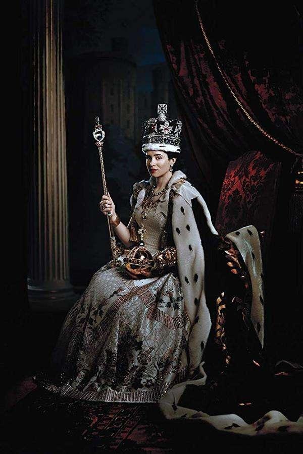 英劇《王冠》劇照。(圖/澎湃新聞提供)