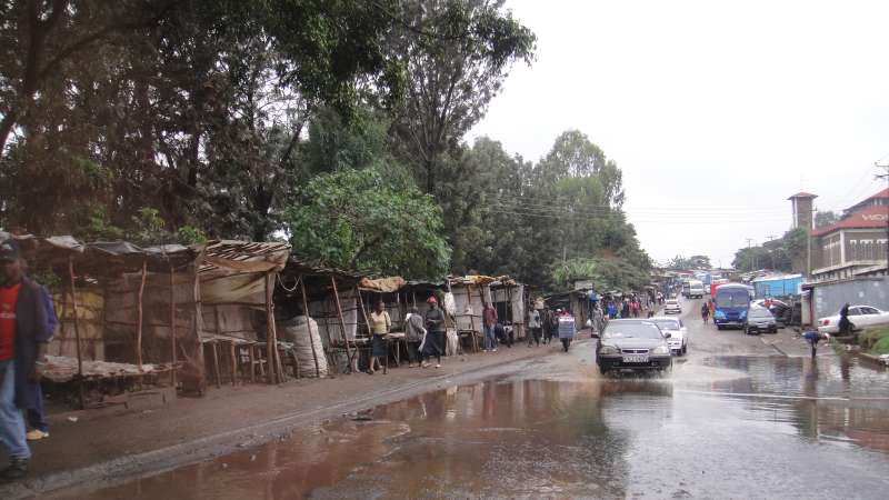 UN-HABITAT是聯合國負責人類住區問題的機構,總部設在奈洛比。這也是Kibera成為全球知名度最高的貧民區的原因之一,另一個原因,當然就是Kibera位在被稱為「東非首都」奈洛比市中心。(圖/謝幸吟提供)