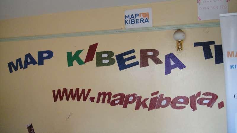 現在,透過類似Map Kibera Trust 等NGO的努力,Kibera的百姓,有機會不再讓環境定義他們,而要自己定義環境,走向希望。(圖/謝幸吟提供)