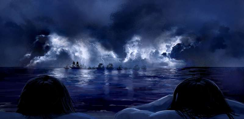 400年前台灣的故事吸引著魏德聖,讓他在當代重啟大航海時代。(圖/文化+)