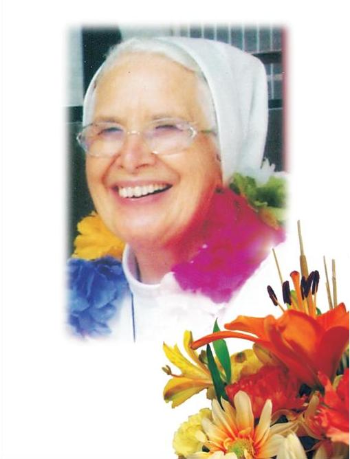 布素曼修女一生都給了台灣。(圖/聖十字架慈愛修女會|想想論壇提供)