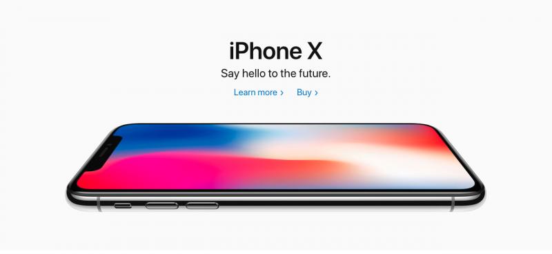 蘋果公司美西時間9/12日登場的發表會將推出更大螢幕的iPhoneX。(翻攝自網路)