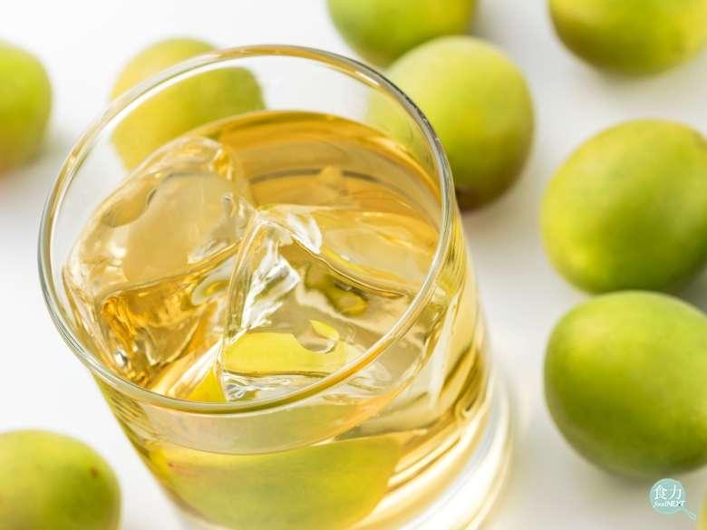 可恢復體力、增進食慾、提升免疫力的梅實茶。(圖/食力foodNEXT)