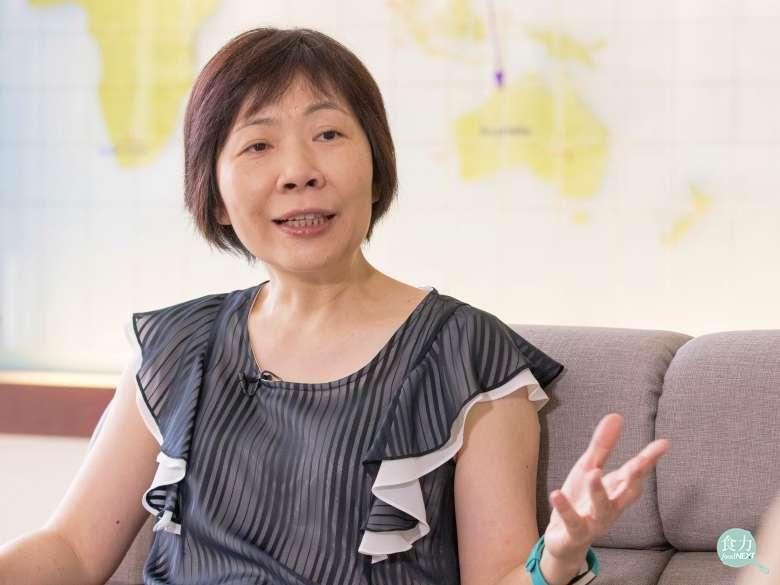 國立政治大學企業管理學系特聘教授別蓮蒂(圖/食力foodNEXT)