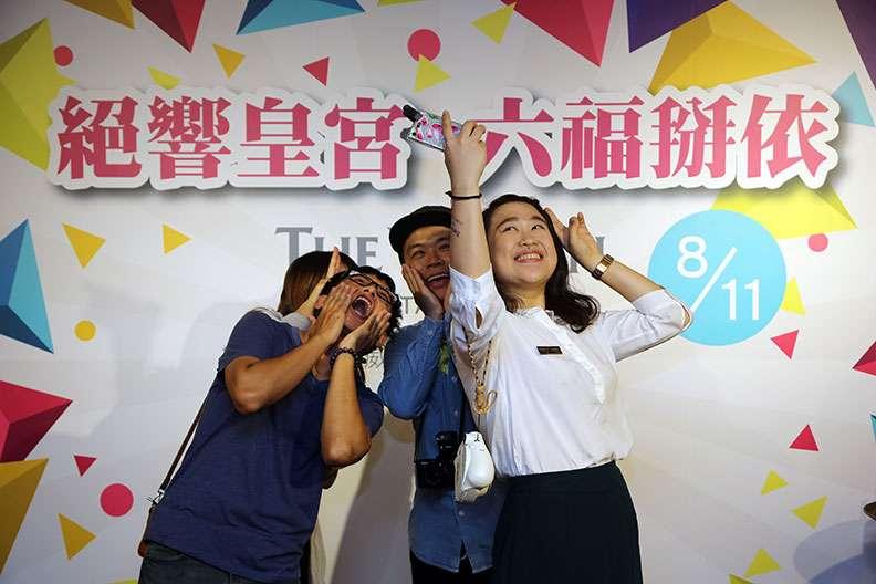 六福皇宮一傳出要落幕,離職老員工都依依不捨,在8月11日舉辦了惜別會。(圖/遠見雜誌)