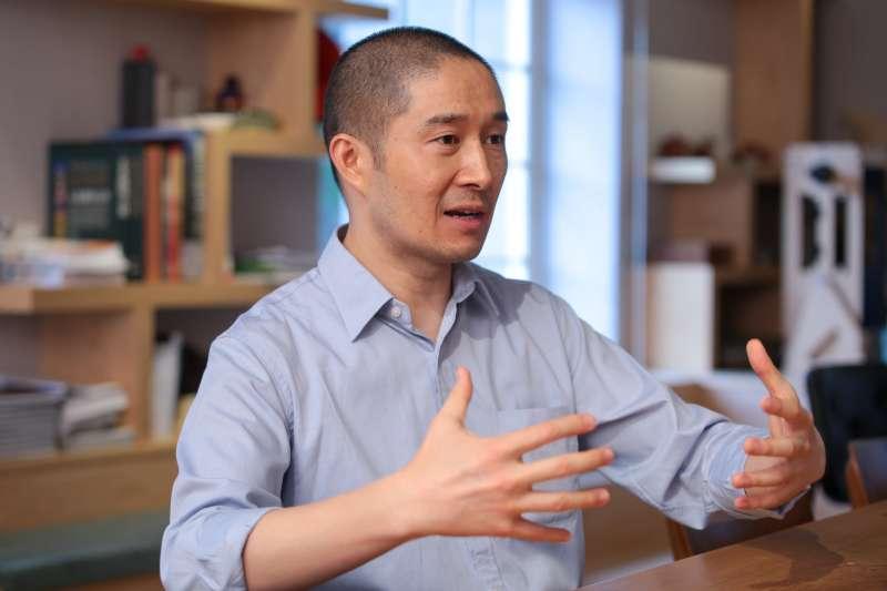 20180915-香港科技大學副教授常成專訪。(顏麟宇攝)