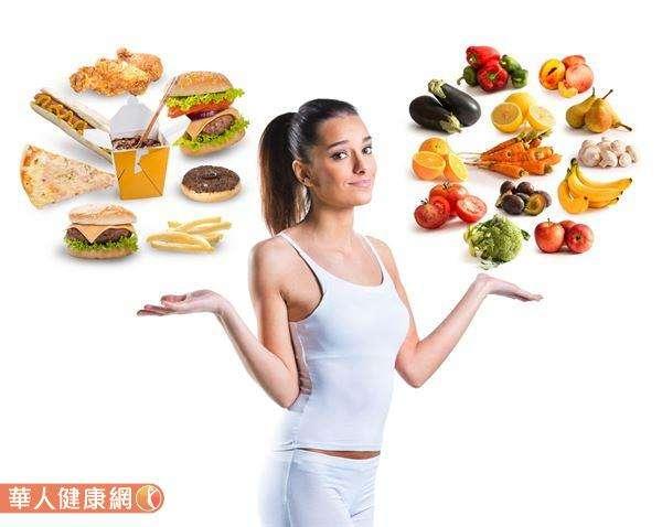 遠離代謝症候群,選對飲食方式很重要!(圖/華人健康網)