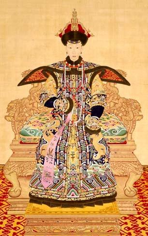 孝儀純皇后魏佳氏,也就是《延禧攻略》中的令妃、魏瓔珞,在劇中一路從包衣、妃,坐到皇貴妃,死後被乾隆追贈自皇后。(圖/翻攝自維基百科)
