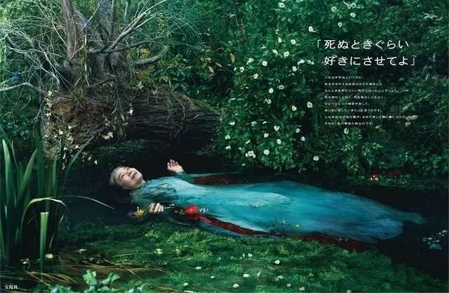 樹木希林(圖/呂秋遠提供)