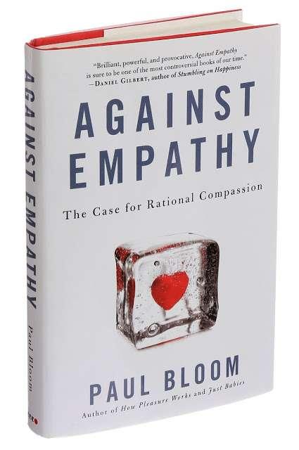 美國耶魯大學的心理學家Paul Bloom在《失控的同理心︰道德判斷的偏誤與理性思考的價值》書中,大膽地直接挑戰同理心。(Sky of Gene)