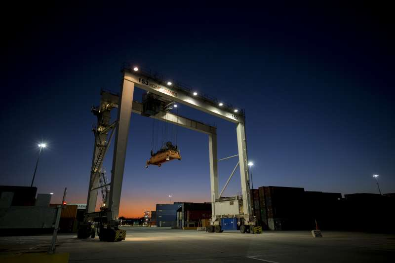 2018年中美貿易戰(AP)