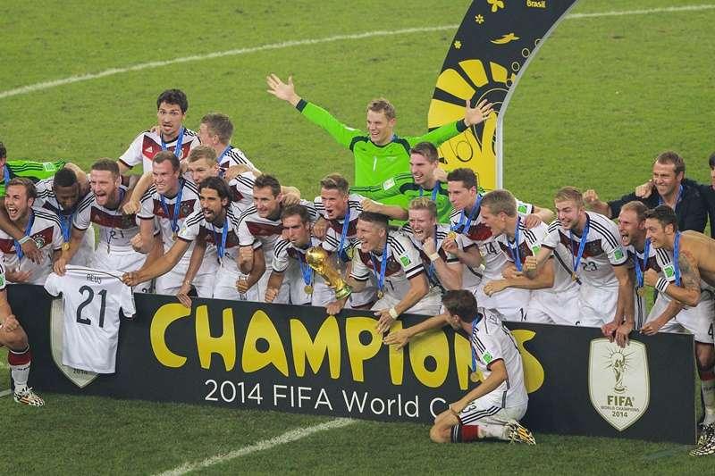 德國、世界盃、2014、冠軍(圖/維基百科)